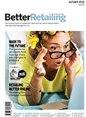 The cover of Better Retailing Magazine